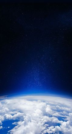 Starry Sky iPhone5 Wallpaper Clouds wallpaper iphone