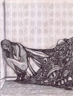 aldo jeffery -- ghosts love misery, ghost, 1