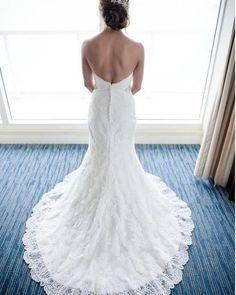 #VestidoDeNovia modelo 5840 de #StellaYork disponible en la tienda de #novias #DeNoviaANovia #Preowned…