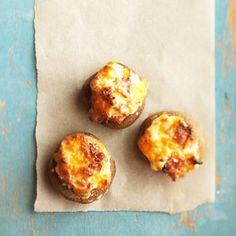Bacon-Stuffed Mushrooms - Recipe.com