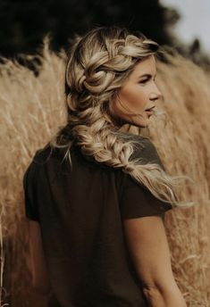 Not-Boring French Braid Hairstyles For Any Hair Type ★ French Braid Hairstyles, African Hairstyles, Pretty Hairstyles, Everyday Hairstyles, Perfect Hairstyle, Teenage Hairstyles, French Braids, Hairstyles Pictures, Coiffure Hair