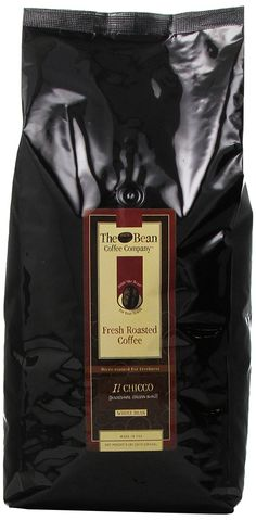 The Bean Coffee Company, Il Chicco (Traditional Italian Roast), Whole Bean, 5-Pound Bags -- Stop everything and read more details here! : Fresh Groceries