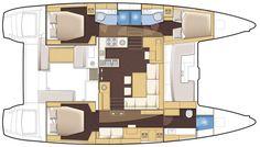 3 Cabin Lagoon 450 - Knotty Dreams