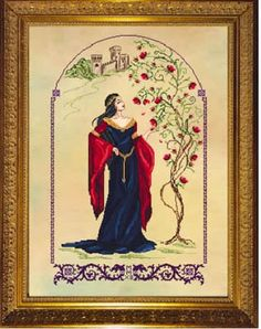 Medieval Enchantment  - Cross Stitch Pattern