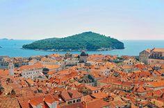 Houses of Dubrovnik by Tambako the Jaguar, via Flickr
