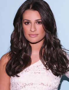 Lea Michele. Smoldering looks and amazing pipes.