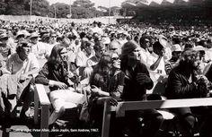 Monterey Pop Festival, Big Brother, Holding Company, People Of Interest, Jazz Festival, Janis Joplin, Rest In Peace, Female Singers, Make Me Smile