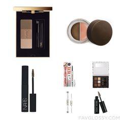 Makeup Collection Featuring Yves Saint Laurent Makeup Eye Brow Makeup Nars Cosmetics Eye Makeup And Eyebrow Makeup From August 2016 #beauty #makeup