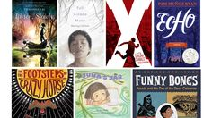 San Francisco Public Library's children's book librarians recommend favorite new titles featuring diverse characters and families.