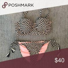 Target Bikini Bought the wrong size for me, but it's a super cute bikini! Xhilaration Swim Bikinis