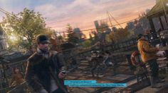 Assista agora 9 minutos de Watch Dogs no modo multiplayer