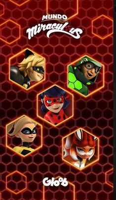 Miraculous Ladybug Wallpaper, Miraculous Ladybug Anime, Lady Bug, Carapace, Marinette And Adrien, Ladybug Comics, Animation, Cute Cartoon Wallpapers, Queen Bees