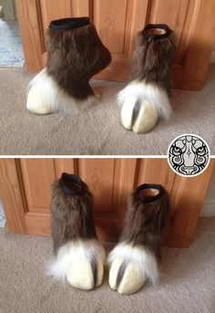 Hoof-Boots by FarukuCostumes                                                                                                                                                      More