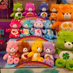 """Care Bears Plush from Just Play! Available at Walmart, Target, and Toys""""R""""Us!"""
