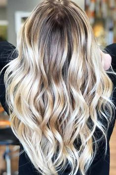 Blonde Shades for Beautiful Winter Look Picture 4
