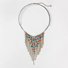 Chain of Events Necklace | Claire's