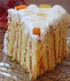 "Торт ""Цитрус"".   Четыре вкуса"