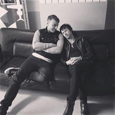 Chris & Dominic