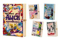 Desejo: clutches Olympia Le-Tan inspiradas em clássicos Disney