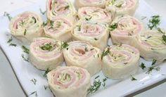 Рецепт закуски из сыра и ветчины в лаваше (Фото 2)