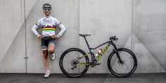 - Nino Schurter's Way to Rio Scott Mtb, Cross Country Bike, Scott Sports, Olympic Gold Medals, Mountain Biking, Rio, Track, Bicycle, Bicycles
