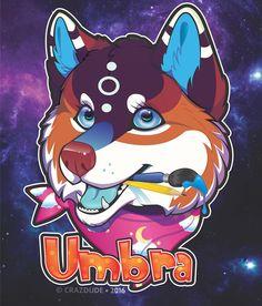 A super belated birthday gift for my talented friend @amuroumbra!  #amuro #umbra #wolf #artist #animalart #vectorartist #adobeillustrator #furrybadge #animalartist #digitalart #2d #cartoon