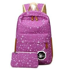 ... girls printing backpack women fashion travel bag casual school bags for  teenagers 14   laptop bag