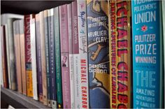 9 ways to organize books (alphabetical, by color, etc.)