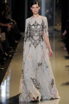 Elie Saab Spring 2013 Couture Collection Slideshow on Style.com