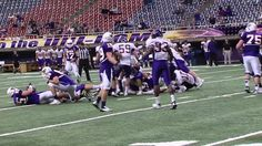UNI Football: Spring Game 2013 Presented by Tyson