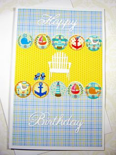 Happy birthday card for a little boy happy by littledebskis