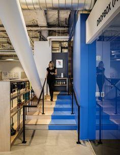 Dropbox's San Francisco Headquarters Expansion / ASD - Office Snapshots
