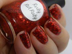 Ruby Red Ruby