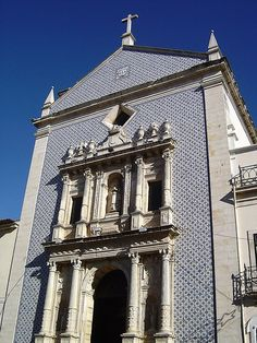 Igreja da Misericórdia de Aveiro - Portugal