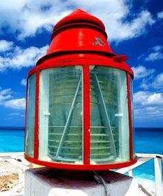 Punta Sur Lighthouse, Isla Mujeres, Mexico