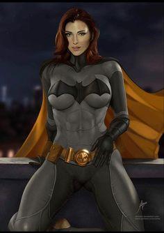 Dc Comics Girls, Dc Comics Art, Marvel Girls, Marvel Dc Comics, Batgirl, Catwoman, Fantasy Art Women, Fantasy Girl, Le Joker Batman