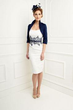 John Charles short dress & bolero 74478   Catherine's of PartickCatherine's of Partick
