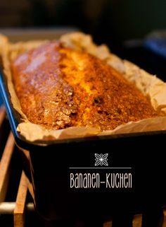 Bananenkuchen / Banana Pie    http://babyrockmyday.wordpress.com
