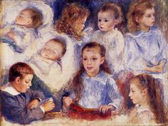 1881 Berard children - Renoir