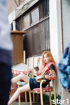 Lee Sung Kyung - @Star1 Magazine September Issue '14
