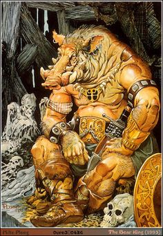 Art of Mike Ploog