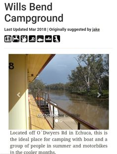 Vic Echuca Camping Spots, Boat, Places, Dinghy, Boats, Lugares, Ship