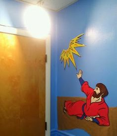 Bible Fun For Kids: Missionary Journey's of Paul From the Book of Acts Wall Decorations by Nicole