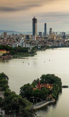 Ba Dinh, Hanoi, Vietnam | Flickr - Photo by Hanoi's Panorama & Skyline Gallery