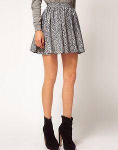 #asos                     #Skirt                    #ASOS #ASOS #Skater #Skirt #Knit #Print #ASOS       ASOS   ASOS Skater Skirt in Knit Print at ASOS                                http://www.seapai.com/product.aspx?PID=1380898