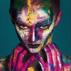 #MUA by @maria_moilanen_makeup @unitedbeauty #unitedbeauty #unitedbeautypro www.unitedbeauty.pro