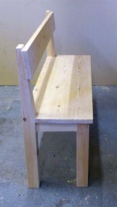 Wondrous 8 Best Bench With Back Images Bench With Back Farmhouse Ibusinesslaw Wood Chair Design Ideas Ibusinesslaworg