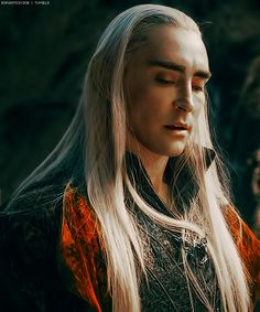 Lee Pace as Thranduil, King of Mirkwood, The Hobbit: The Desolation of Smaug Lee Pace Thranduil, Legolas And Thranduil, Tauriel, Thranduil Funny, Lotr, Elf King, O Hobbit, Hobbit Hole, J. R. R. Tolkien