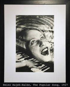 Heinz Hajek-Halke, The popular Song,  exhibition in Galleria Carla Sozzani Milano, Galleria Carla Sozzani Milano