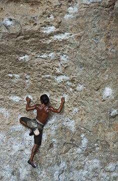 ♂ Sports Adventure - rock climbing Like a Spider by Csilla Zelko, via 500px